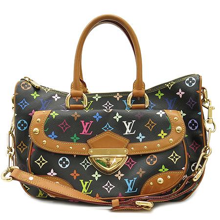Louis Vuitton(루이비통) M40126 모노그램 멀티 컬러 블랙 리타 2WAY[인천점]
