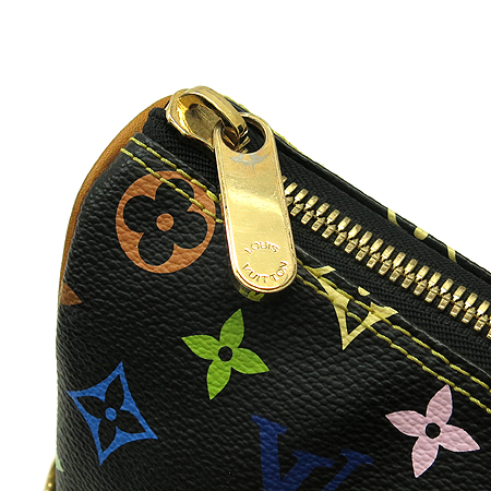 Louis Vuitton(루이비통) M40126 모노그램 멀티 컬러 블랙 리타 2WAY[인천점] 이미지3 - 고이비토 중고명품