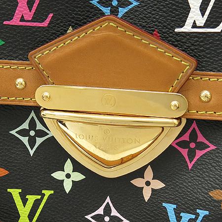 Louis Vuitton(루이비통) M40126 모노그램 멀티 컬러 블랙 리타 2WAY[인천점] 이미지4 - 고이비토 중고명품