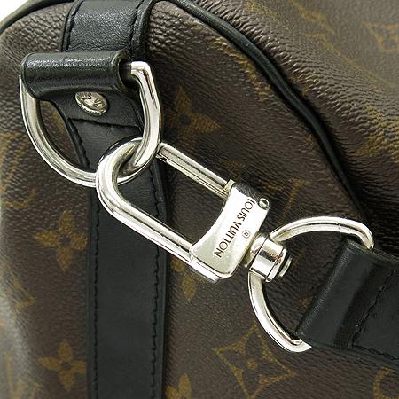 Louis Vuitton(루이비통)  M56711 모노그램 마카사르 캔버스 키폴 45 토트백 + 숄더 스트랩
