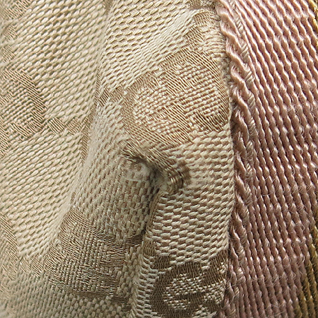 Gucci(구찌) 189669 GG 로고 자가드 삼색 스티치 토트백 [강남본점] 이미지5 - 고이비토 중고명품
