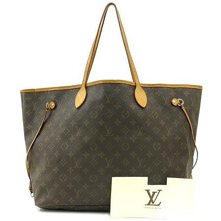 Louis Vuitton(루이비통) M40157 모노그램 캔버스 네버풀GM 숄더백 이미지2 - 고이비토 중고명품