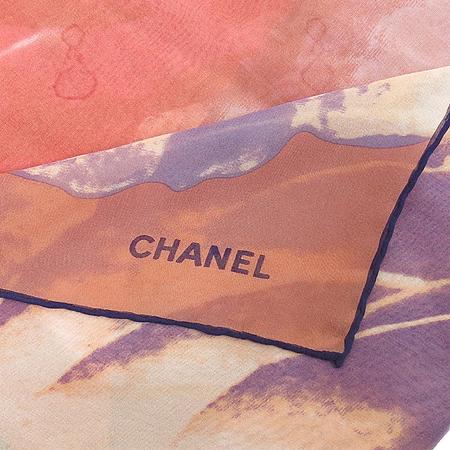 Chanel(샤넬) 100% 실크 스카프