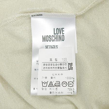 Moschino(모스키노) 민소매 롱 티 이미지4 - 고이비토 중고명품