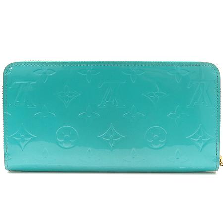 Louis Vuitton(루이비통) M91734 모노그램 베르니 지피 월릿 짚업 장지갑 [부산센텀본점]