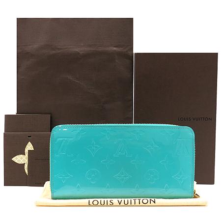 Louis Vuitton(루이비통) M91734 모노그램 베르니 지피 월릿 짚업 장지갑 [부산센텀본점] 이미지2 - 고이비토 중고명품