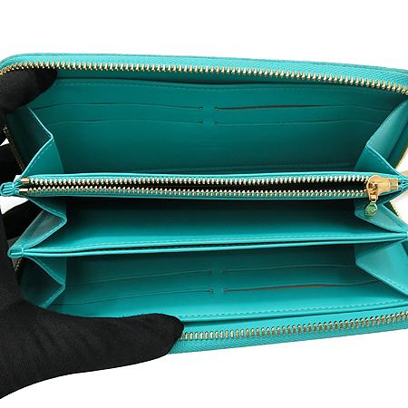 Louis Vuitton(루이비통) M91734 모노그램 베르니 지피 월릿 짚업 장지갑 [부산본점]