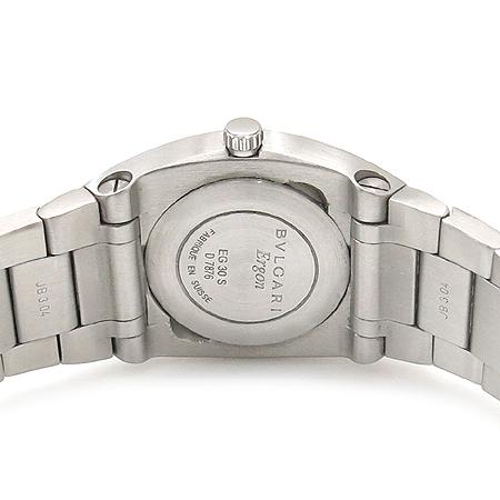 Bvlgari(불가리) EG30SD 쿼츠 데이트 에르곤 스틸 여성용 시계
