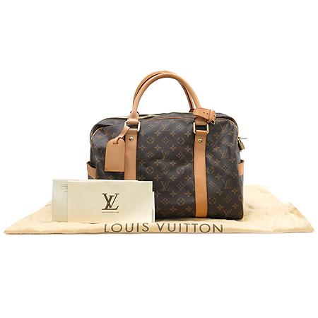 Louis Vuitton(루이비통) M40074 모노그램 캔버스 캐리올 여행용 토트백 이미지2 - 고이비토 중고명품