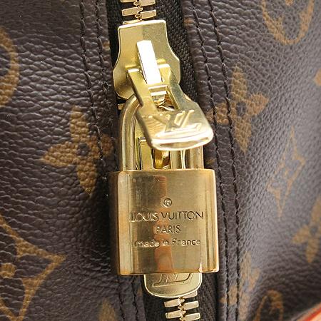 Louis Vuitton(루이비통) M40074 모노그램 캔버스 캐리올 여행용 토트백 이미지4 - 고이비토 중고명품