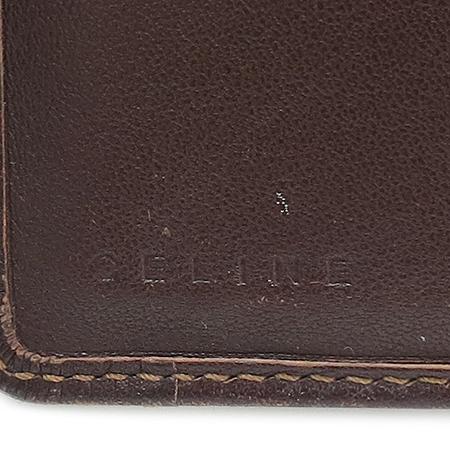 Celine(셀린느) 데님 블라종 로고 반지갑