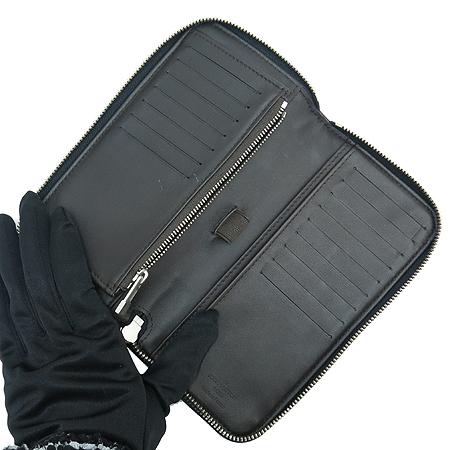 Louis Vuitton(루이비통) M93546 다미에제앙 캔버스 롱지퍼 월릿 장지갑
