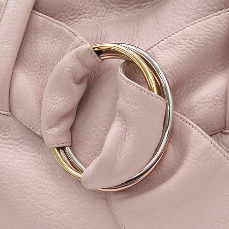 Cartier(까르띠에) 트리니티 장식 핑크 레더 토트백 [강남본점] 이미지5 - 고이비토 중고명품