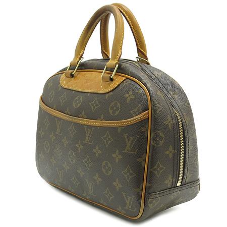 Louis Vuitton(루이비통) M42228 모노그램 캔버스 트루빌 토트백 [압구정매장]