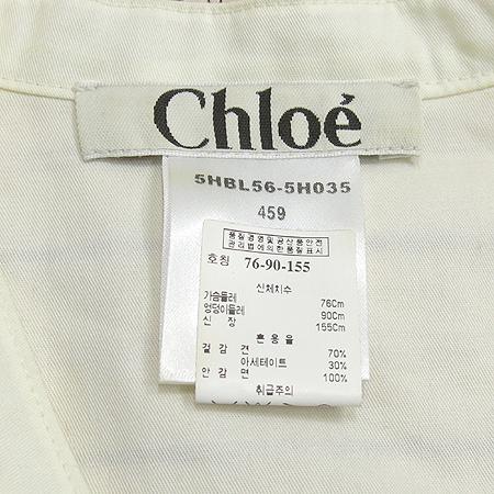 Chloe(끌로에) 브라우스 (허리끈 Set) (실크혼방) [동대문점]
