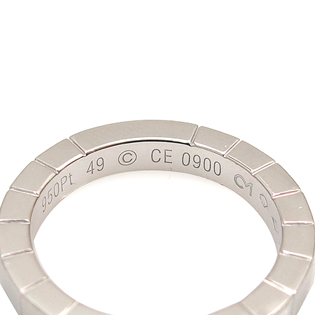Cartier(까르띠에) B4048100 PT950(플래티늄) 라니에르 반지 - 9호 [강남본점] 이미지2 - 고이비토 중고명품