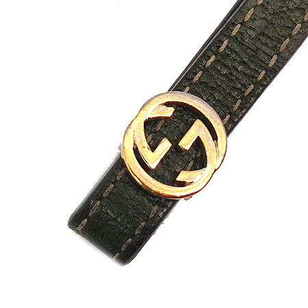 Gucci(구찌) 115279 금장 로고 장식 핸드폰 고리 이미지2 - 고이비토 중고명품
