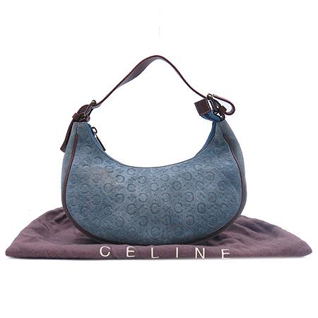 Celine(셀린느) 블라종 로고 숄더백