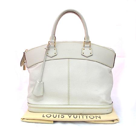 Louis Vuitton(루이비통) M91874 수할리 레더 락킷 MM 토트백 이미지2 - 고이비토 중고명품