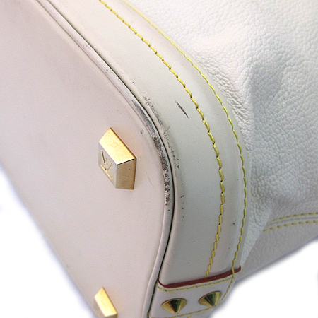 Louis Vuitton(루이비통) M91874 수할리 레더 락킷 MM 토트백 이미지4 - 고이비토 중고명품