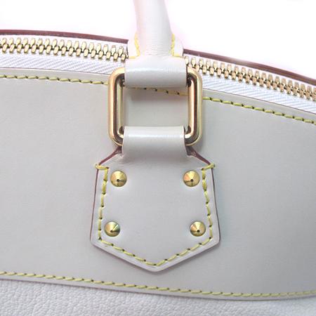 Louis Vuitton(루이비통) M91874 수할리 레더 락킷 MM 토트백 이미지5 - 고이비토 중고명품