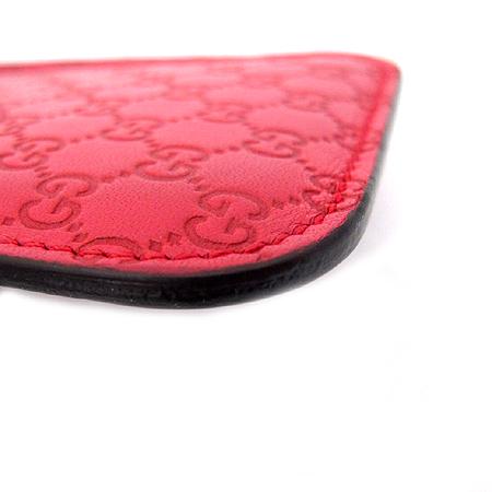Gucci(구찌) 240188 GG 로고 시마 레더 아이폰 케이스