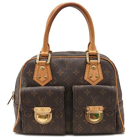 Louis Vuitton(루이비통) M40026 모노그램 캔버스 맨하탄 PM 토드백