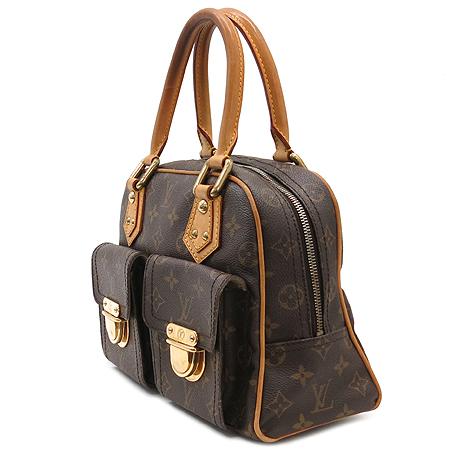 Louis Vuitton(루이비통) M40026 모노그램 캔버스 맨하탄 PM 토드백 이미지2 - 고이비토 중고명품