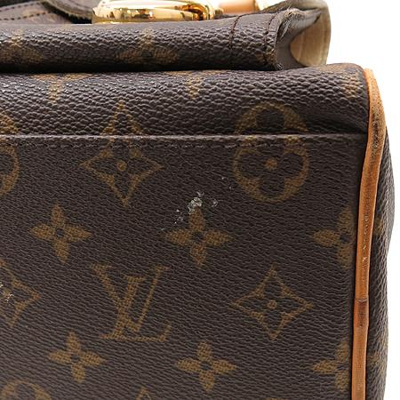 Louis Vuitton(루이비통) M40026 모노그램 캔버스 맨하탄 PM 토드백 이미지4 - 고이비토 중고명품