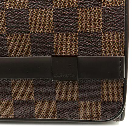 Louis Vuitton(루이비통) N51161 다미에 캔버스 에벤 트리베카 카레 숄더백