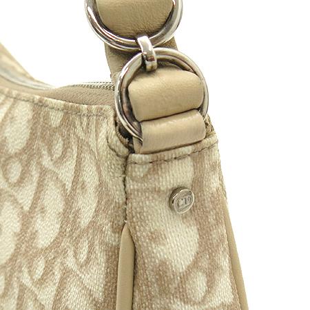Dior(크리스챤디올) LCP44870 리본 장식 PVC 디올로고 체인 숄더백