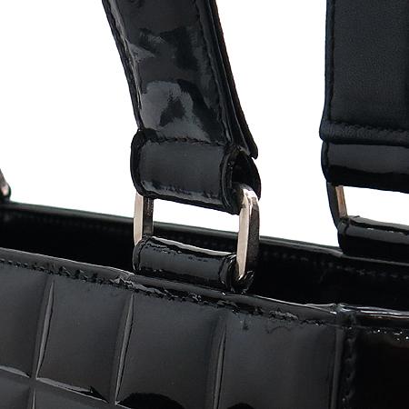 Chanel(샤넬) 페이던트 블랙 로고스티치 쵸코바 정방 토트백 [인천점]