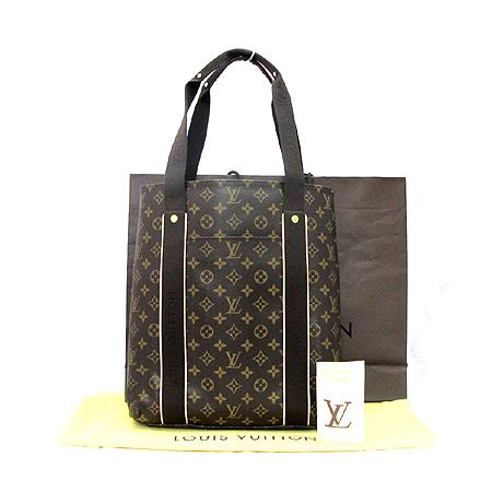 Louis Vuitton(루이비통) M53013 모노그램 캔버스 보부르 토트백 [분당매장] 이미지2 - 고이비토 중고명품