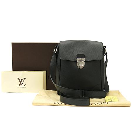 Louis Vuitton(루이비통) M31192 타이가 레더 루카 알도이즈 크로스백