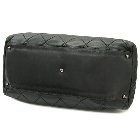 Chanel(샤넬) 램스킨 은장 로고 볼링 숄더백 [강남본점] 이미지5 - 고이비토 중고명품