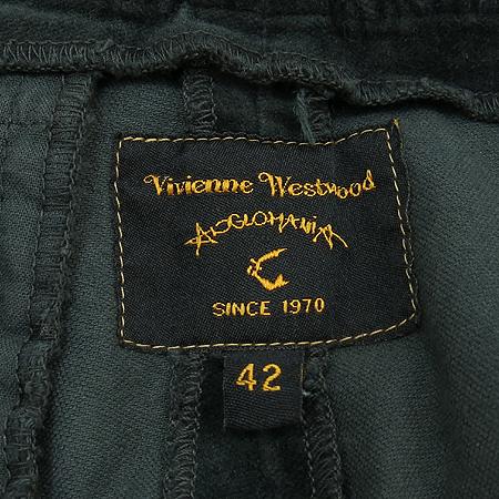 Vivienne Westwood(비비안웨스트우드) 7부 벨벳 바지