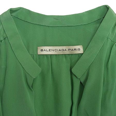 Balenciaga(발렌시아가) 실크 나시 브라우스 [동대문점]