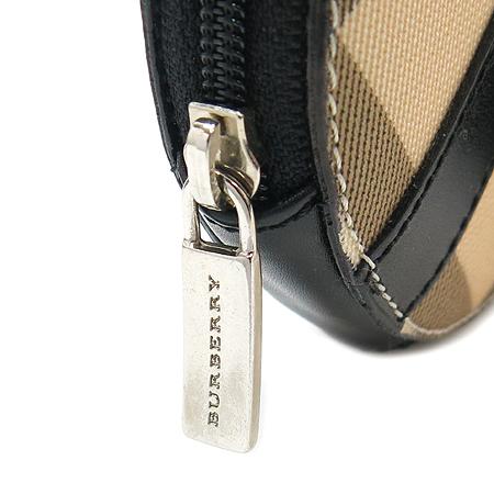 Burberry(버버리) PVC 노바체크 원형 동전 지갑 이미지3 - 고이비토 중고명품