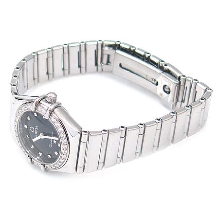Omega(오메가) 1475.51 마이초이스 컨스트레이션 베젤 다이아 여성용 시계