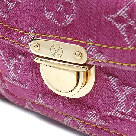 Louis Vuitton(루이비통) M95214 모노그램 데님 스피디 토트백