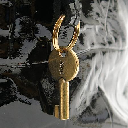 YSL(입생로랑) 153959 뮤즈 오버라지 블랙 페이던트 토트백 [인천점]