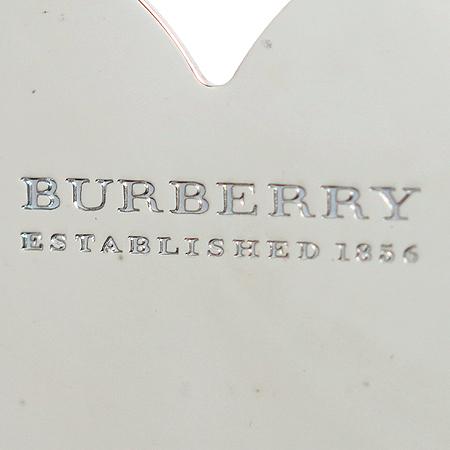 Burberry(버버리) 노바체크 하트PVC 거울 백참 이미지4 - 고이비토 중고명품