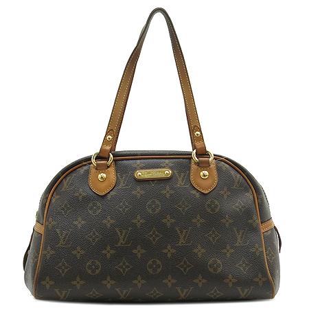 Louis Vuitton(루이비통) M95565 모노그램 캔버스 몽트로고이PM 숄더백