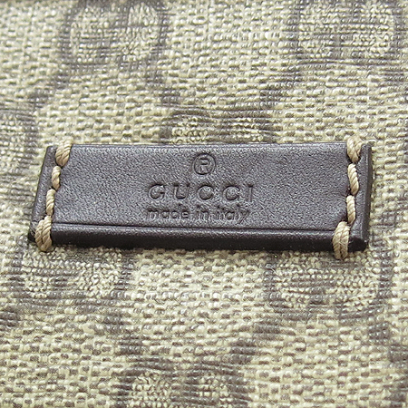 Gucci(구찌) 223674 GG 로고 PVC 빅 토트백 + 숄더스트랩 [부산본점]