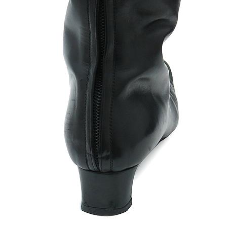 Marc_Jacobs (마크제이콥스) 블랙 짚업 여성용 가죽 부츠 [강남본점] 이미지4 - 고이비토 중고명품