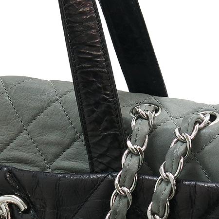 Chanel(샤넬) A47138Y06146 빈티지 블랙 퀼팅 포르투 벨로 은장 체인 2WAY [강남본점] 이미지3 - 고이비토 중고명품