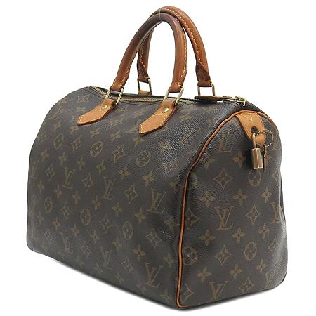 Louis Vuitton(루이비통) M41526 모노그램 캔버스 스피디30 토트백 이미지2 - 고이비토 중고명품