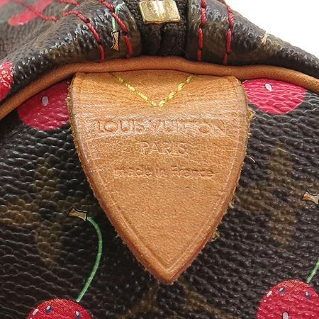 Louis Vuitton(루이비통) M95009 모노그램 캔버스 체리 스피디 25 토트백[명동매장]