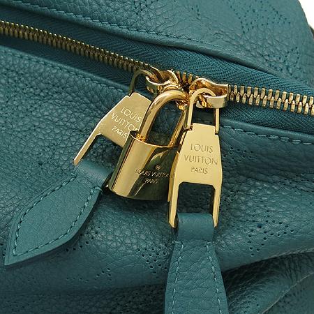 Louis Vuitton(루이비통) M93986 마히나 레더 셀렌 MM LAGON 2WAY