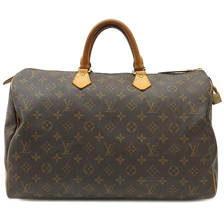 Louis Vuitton(루이비통) M41522 모노그램 캔버스 스피디 40 토트백 [명동매장]